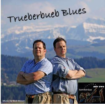 CD Cover Trueberbueb Blues